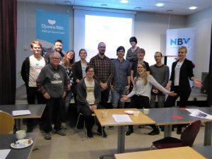 Deltagare årsmötet Uppsala-Knivsta 2019